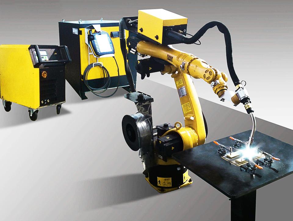 日皓机器人焊枪