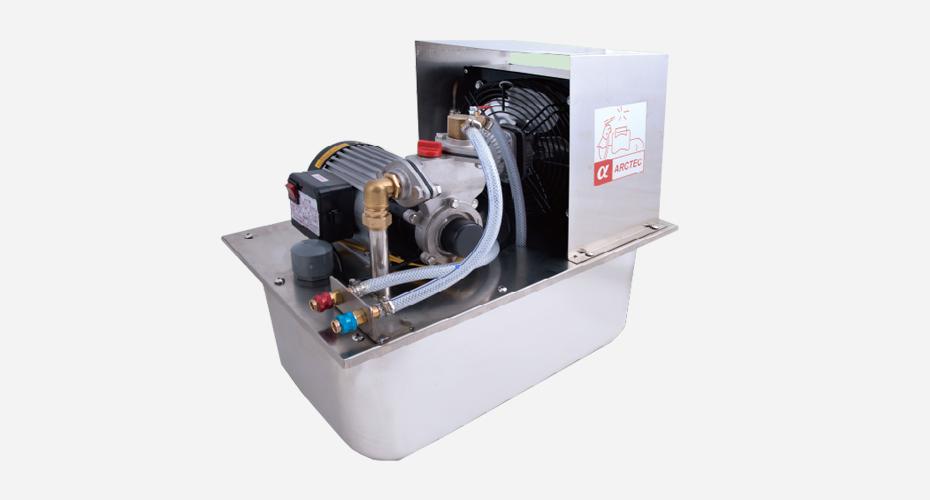循环冷却水箱