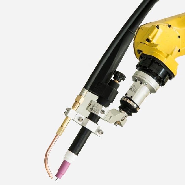 氩焊机器人焊枪AL400P
