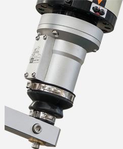 水冷外置式机器人焊枪ARS01500W防撞器参数