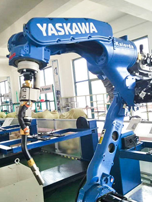 日皓焊切机器人焊枪易安装,可个性化定制