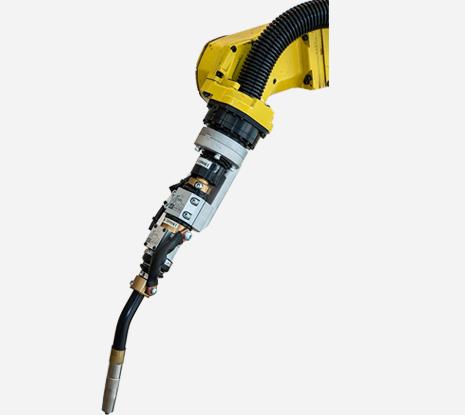 机器人内置焊枪
