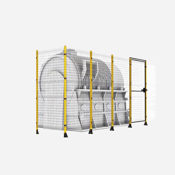 模块化工业防护栏
