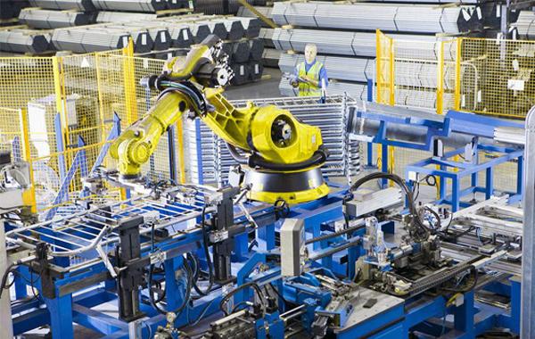 日皓焊切机器人焊枪功能全,使用寿命长