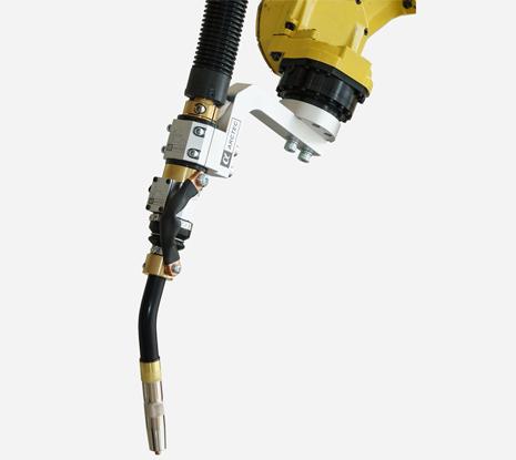 机器人外置焊枪
